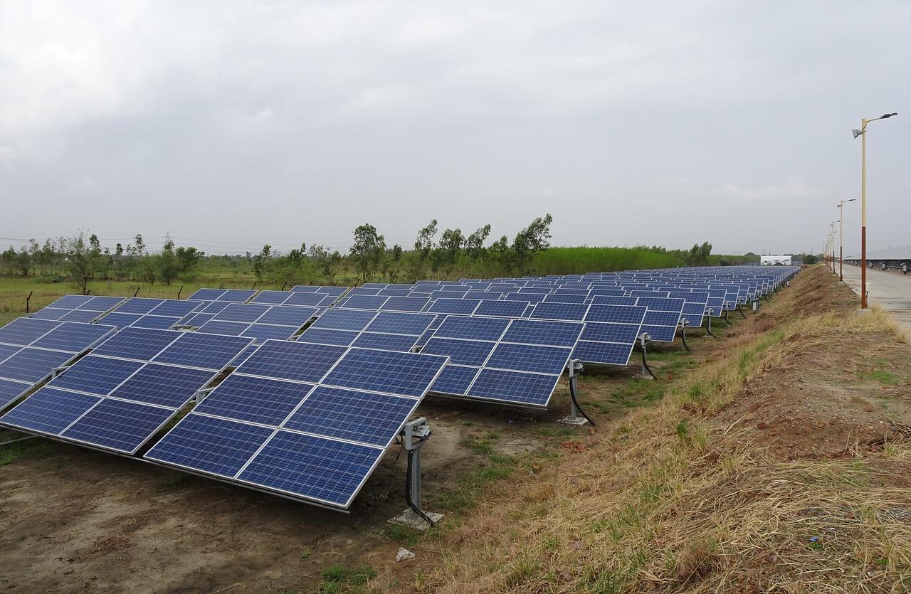 Paneles solares fotovoltaicos en Europa