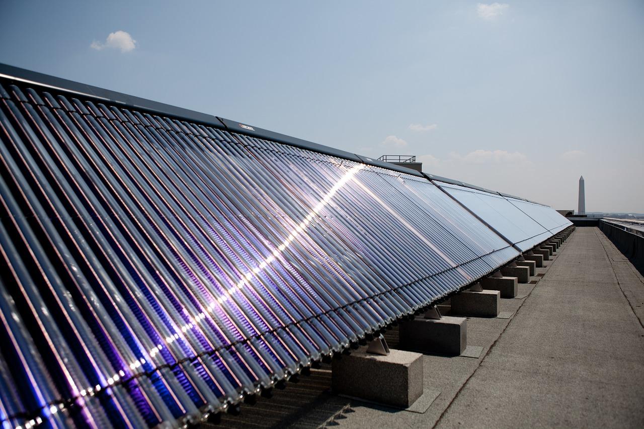Calentadores solares económicos