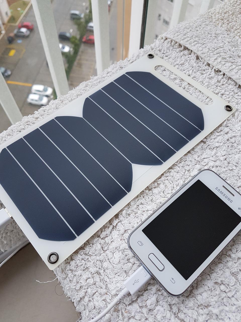 placas solares pequeñas